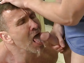 Daddies find young ass to screw at the doctor's office