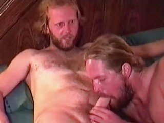 They're brothers and they suck each other's cocks