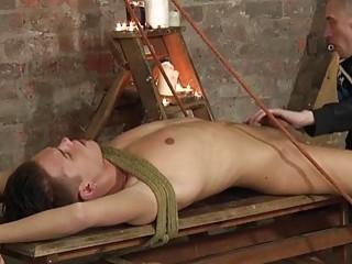 Cock-loving slave boy gets plowed hard