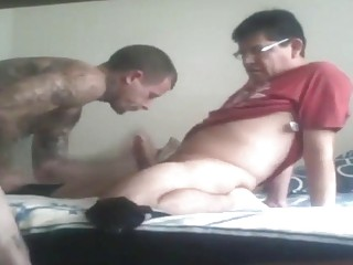 Older guy hires a young gay prostitute
