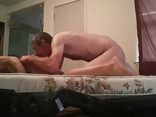 Gay guys create their first naughty video