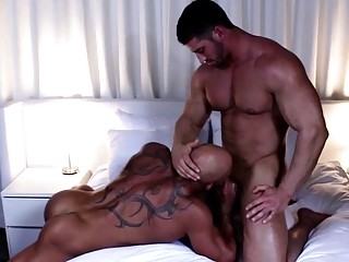 Max Chevalier knows how to please his gay lover