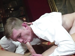 Half-naked Paul Walker fucks with Daniel Johnson